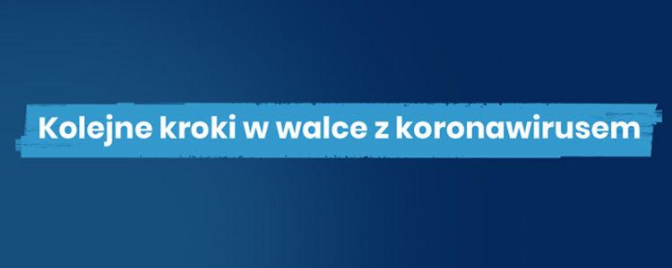 Kolejne kroki w walce z koronawirusem. Starosta Puławski apeluje o stosowanie się do zaleceń