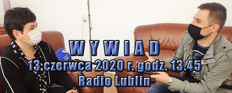 Starosta Danuta Smaga o inwestycjach drogowych w Radio Lublin