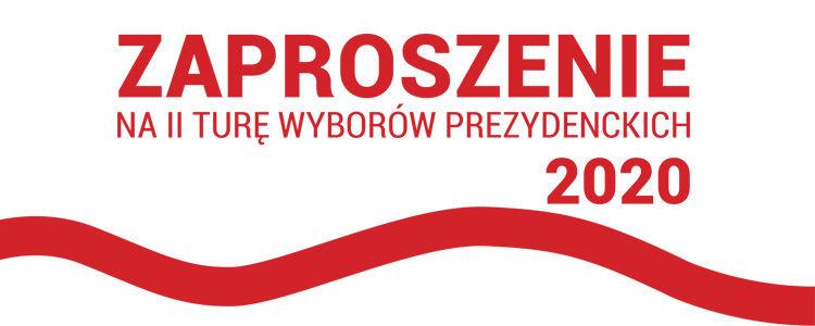 W niedzielę, 12 lipca 2020 r. wybieramy Prezydenta Rzeczypospolitej Polskiej!