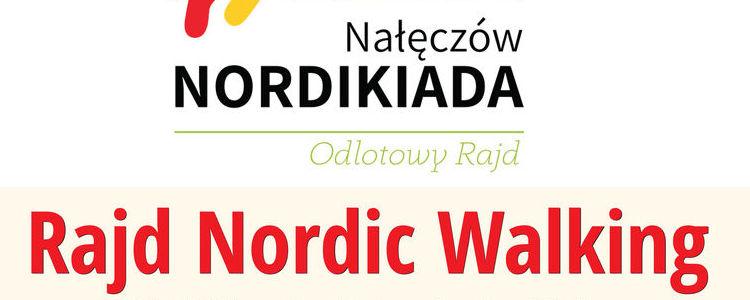 RAJD NORDIC WALKING W NAŁĘCZOWIE