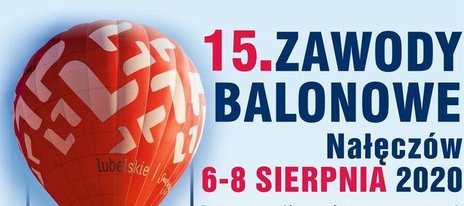 15 Zawody Balonowe Nałęczów 6-9 sierpnia 2020 r.