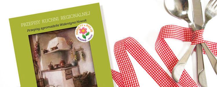 """Wizerunek okładki książki """"Niezawodne przepisy kulinarne kobiet z pasją"""""""