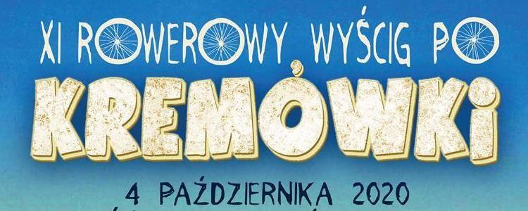 XI Rowerowy Wyścig po Kremówki 2020