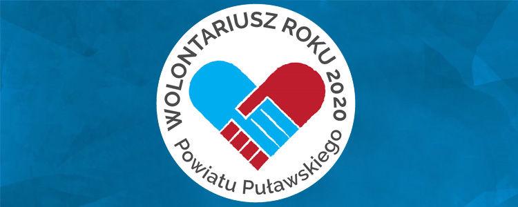 Wolontariusz Roku 2020 Powiatu Puławskiego