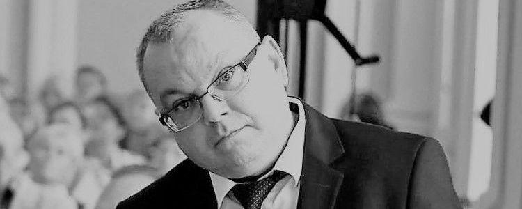 ś. p. Mariusz Oleśkiewicz