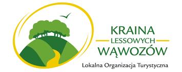 """Logo Lokalna Organizacja Turystyczna """"Kraina Lessowych Wąwozów"""""""