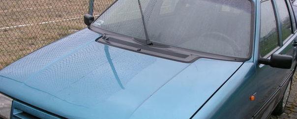 Samochód 5 osobowy, marki Fiat Uno w kolorze niebieskim o nr rej. LPU N586