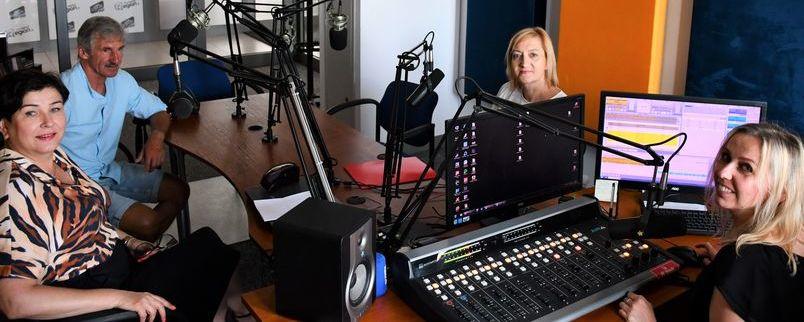 wnętrze studia nagrań
