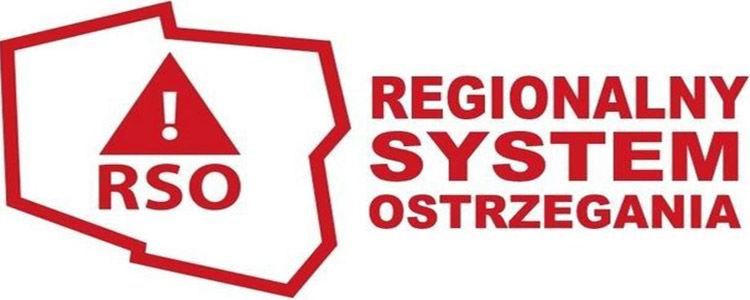 Regionalny System Ostrzegania, logo