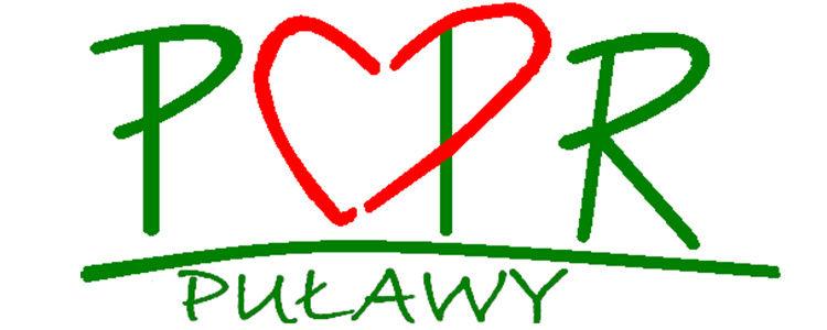 Logo Powiatowego Centrum Pomocy Rodzinie. Na białym tle Zielone P, kreska do drugiego P i R i czerwone C i przedłużona góra P tworzące serce