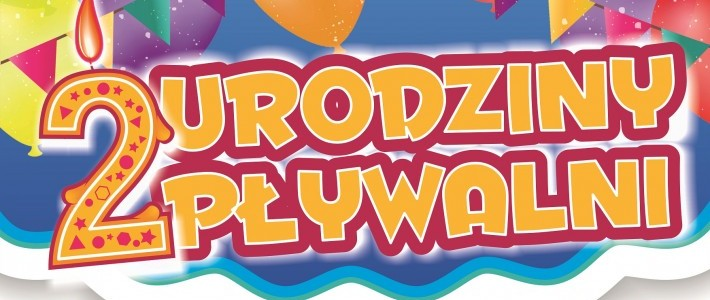 2 urodziny Pływalni Powiatowej w Rykach