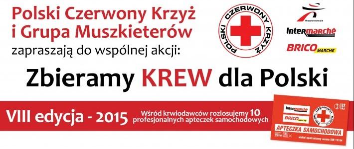 Podziel się krwią i uratuj życie!