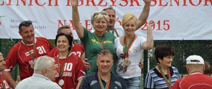 Młodzi seniorzy z powiatu ryckiego najlepsi w województwie