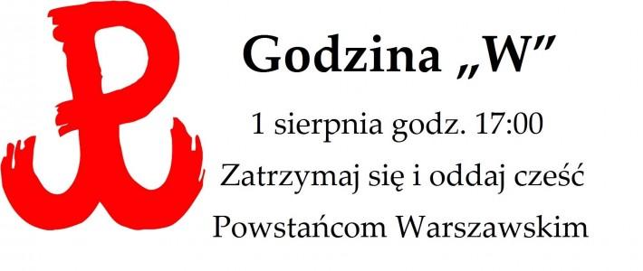 Zatrzymaj się i oddaj cześć Powstańcom Warszawskim