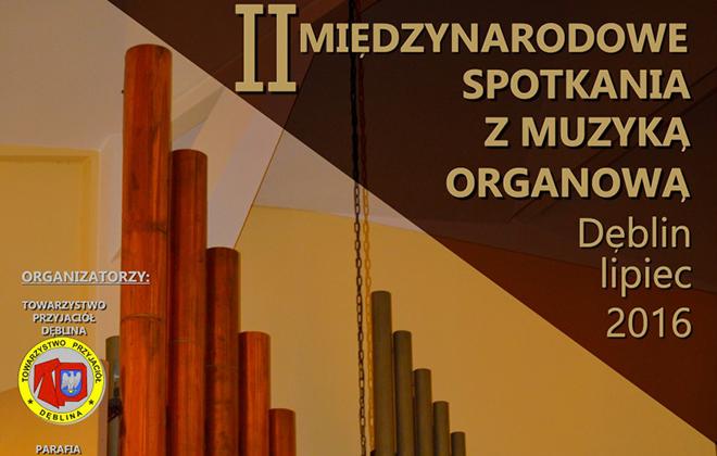 II Międzynarodowe spotkania z muzyką organową