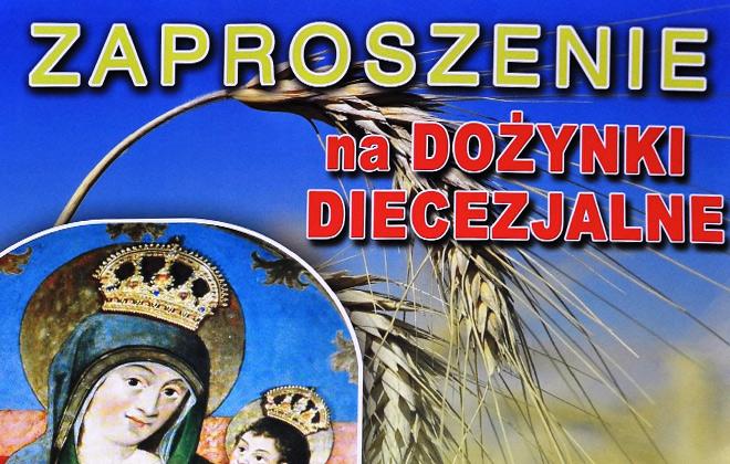 Zaproszenie na Dożynki Diecezjalne