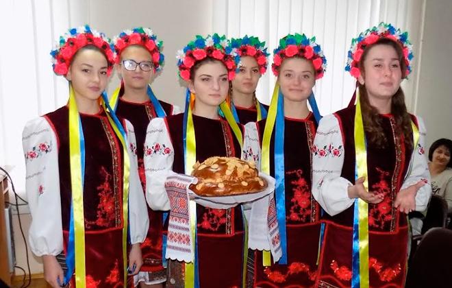 Wizyta delegacji powiatu ryckiego w Irpieniu i Kijowie na Ukrainie