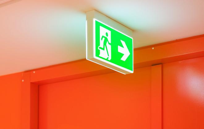 Ćwiczenia ewakuacyjne - ograniczenia w obsłudze Klienta