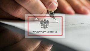 Obwieszczenie Wojewody Lubelskiego z dn. 27 stycznia 2015 r.