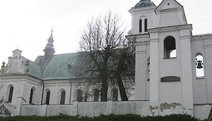Kościół w Kijanach