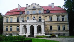 Pałac w Kijanach