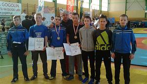 """Młodzicy """"ISKRY"""" na medal"""