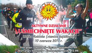 """Aktywne Działanie """"Uśmiechnięte Wakacje"""" 10 Czerwca 2017"""