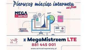 Sieć Wirtualne Powiaty – Internet LTE