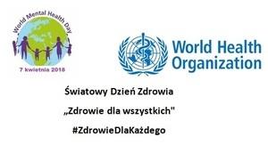"""7 kwietnia obchodzimy  Światowego Dnia Zdrowia """"Zdrowie dla wszystkich"""" #ZdrowieDlaKażdego"""