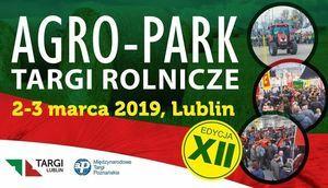 Weekend dla rolników na Targach Agro-Park