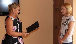 Uroczyste wręczenie aktu nadania stopnia awansu zawodowego nauczyciela mianowanego