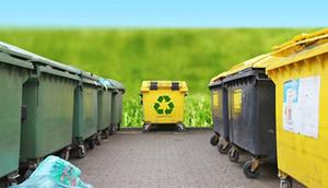 Grafika ogólna - Odpady komunalne