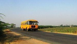 Rozkład jazdy linii komunikacyjnych utworzonych ze środków Funduszu rozwoju przewozów autobusowych o charakterze użyteczności publicznej