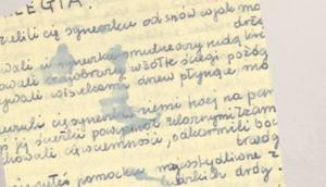 fragment plakatu zapraszającego na obchody 76 rocznicy Powstania Warszawskiego
