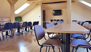 zdjęcie sali konferencyjnej