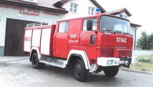 Ogłoszenie kolejnego przetargu na sprzedaż samochodu strażackiego marki Magirus-Deutz