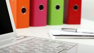 Laptop i degregatory