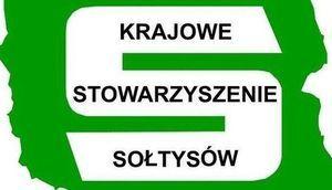 Logo Krajowe Stowarzyszenie Sołtysów