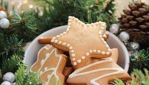 Ciastka bożonarodzeniowe