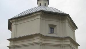 Barokowa kaplica św. Antoniego Padewskiego