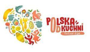 Logo Polska Od Kuchni Festiwal KGW