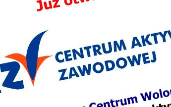 zajęciach aktywizujących w Centrum Aktywizacji Zawodowej w gminie Trzydnik Duży