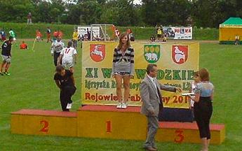 XI Wojewódzkie Igrzyska Rekreacyjno - Sportowe LZS