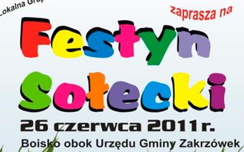 Festyn Sołecki  LGD 2011