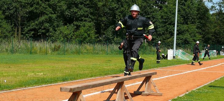 Fotorelacja z Gminnych Zawodów Sportowo-Pożarniczych OSP w Trzydniku Dużym