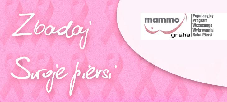 Mammograf czeka na Panie z gminy Trzydnik Duży