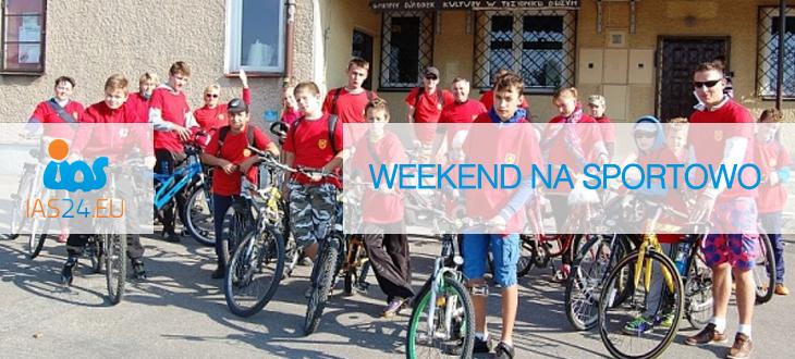 IAS 24: Weekend na sportowo