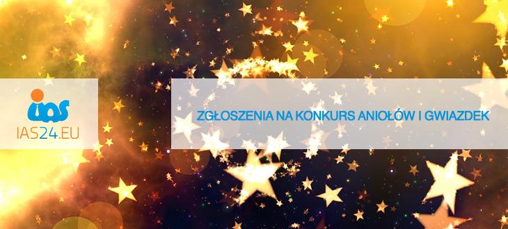 IAS 24: Zgłoszenia na konkurs aniołów i gwiazdek