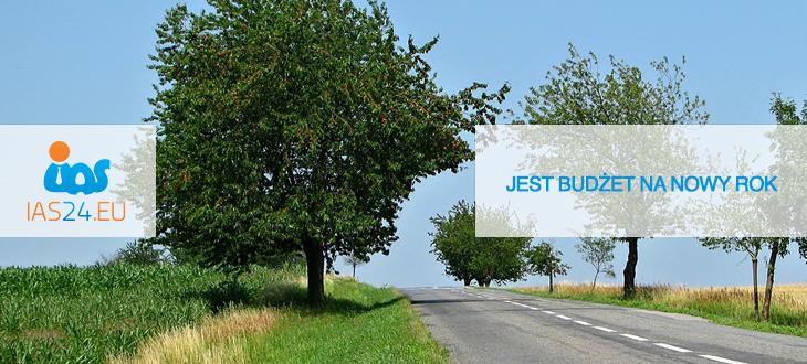 IAS 24: Jest budżet na nowy rok