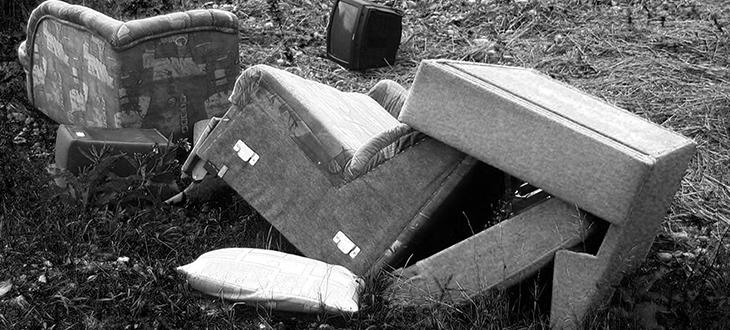 Zbiórka odpadów wielkogabarytowych 05.05.2015 r.